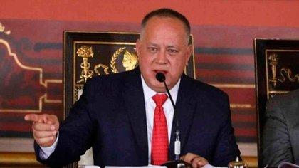 Diosdado Cabello no estará en la directiva de la Asamblea Nacional