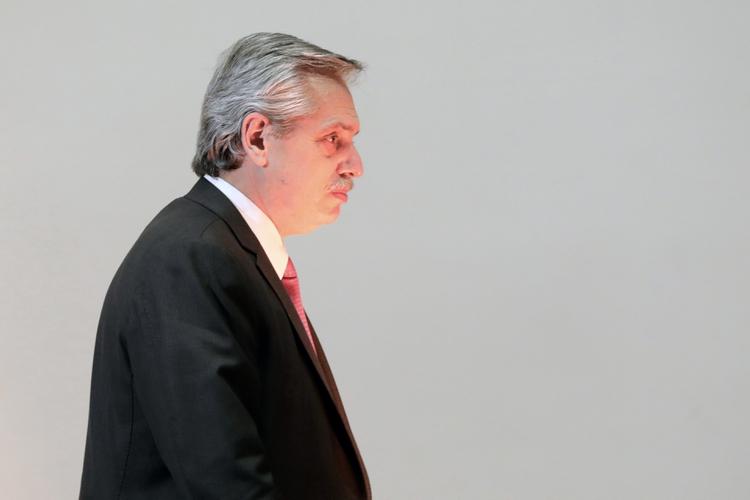 Alberto Fernández, presidente electo de la Argentina