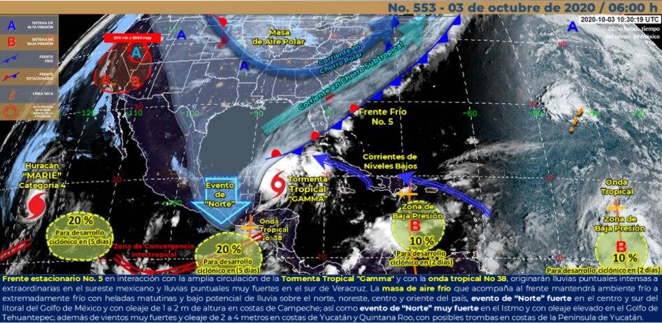 clima mexico 031020