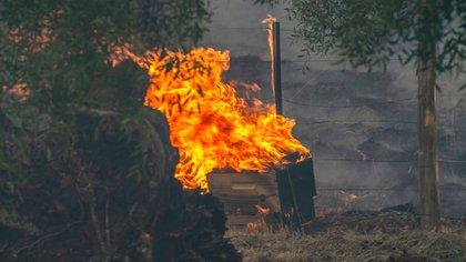 Los incendios dejaron como saldo dos personas fallecidas, cuantiosos daños en viviendas y en recursos naturales.