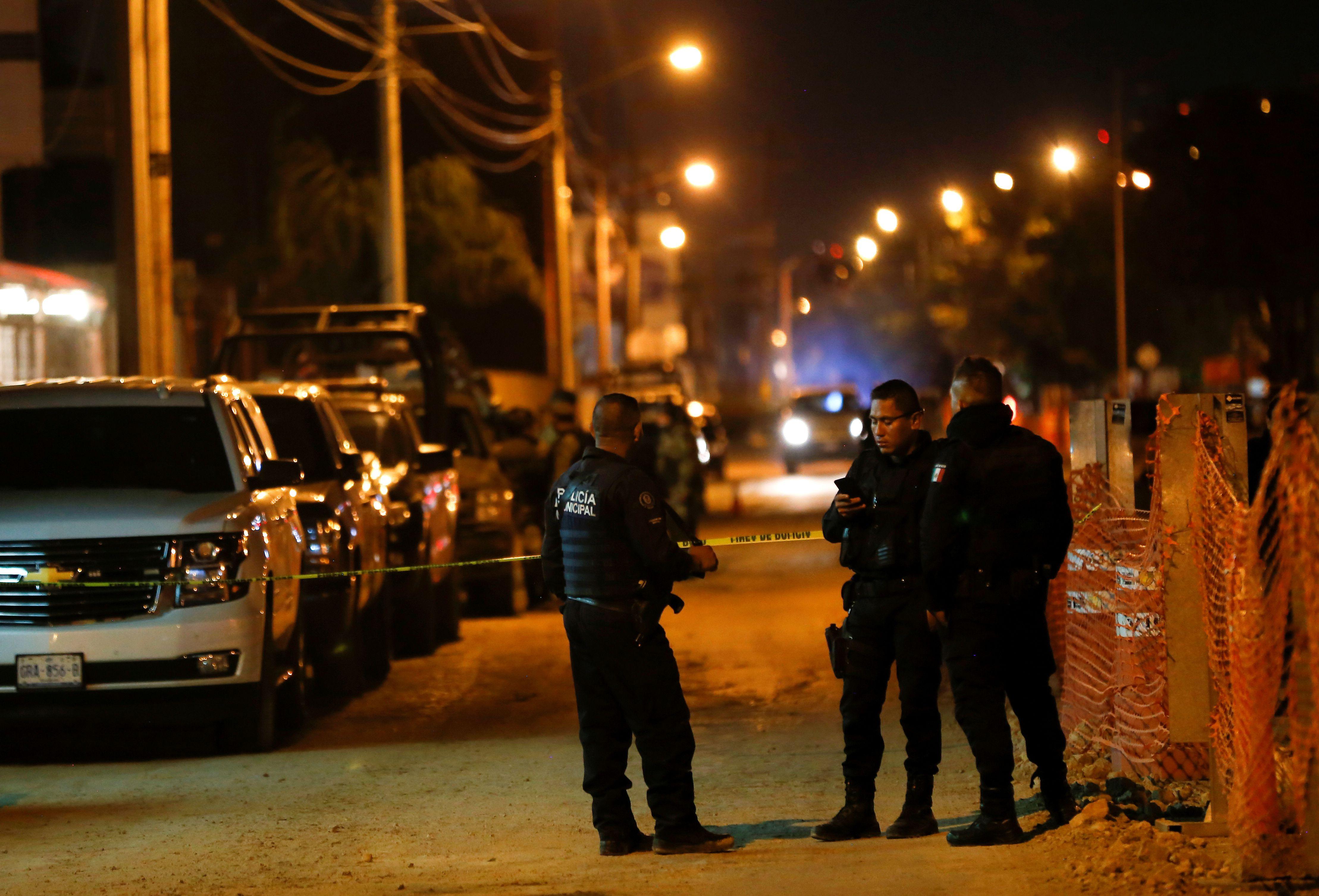 El evento violento más reciente contra un velorio fue el pasado 17 de septiembre en Celaya. (Foto: Reuters/Sergio Maldonado)