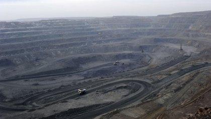La mina de Bayan Obo en China (Shutterstock)