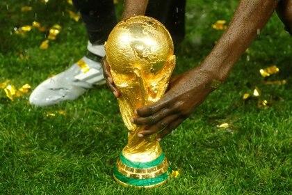 El italiano se coronó con su selección en el Mundial de Alemania 2006 (Reuters/Kai Pfaffenbach)