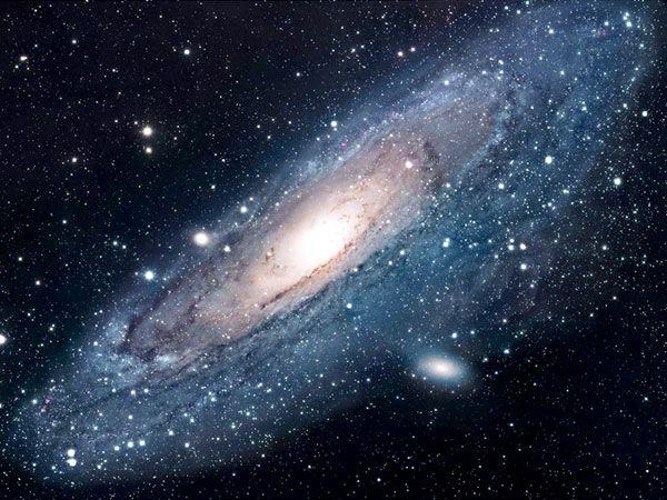 """La galaxia Andromeda ha """"devorado"""" otras pequeñas galaxias en su región"""