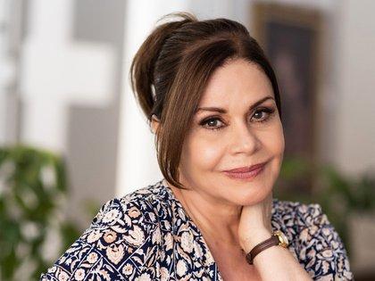 """Con su personaje de """"Consuelo Morales"""" la actriz es un reflejo de las madres mexicanas amorosas (Foto: Televisa)"""