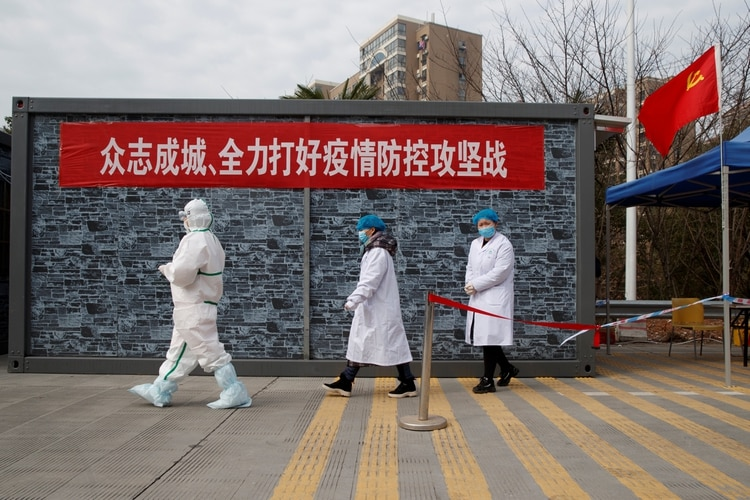 La portavoz del Ministerio de Exteriores chino, Hua Chunying, ha repudiado esta decisión (REUTERS/Thomas Peter)