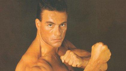 Van Damme comenzó a estudiar artes marciales desde que era niño