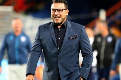 El estratega argentino comentó que Rayados de Monterrey no confía en la ventaja de un gol sobre los Xolos de Tijuana (Foto: EFE)