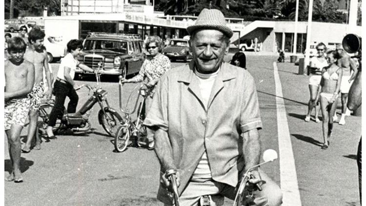 Henri Charriere, en Venezuela, donde se instaló tras su último escape de la isla del Diablo.