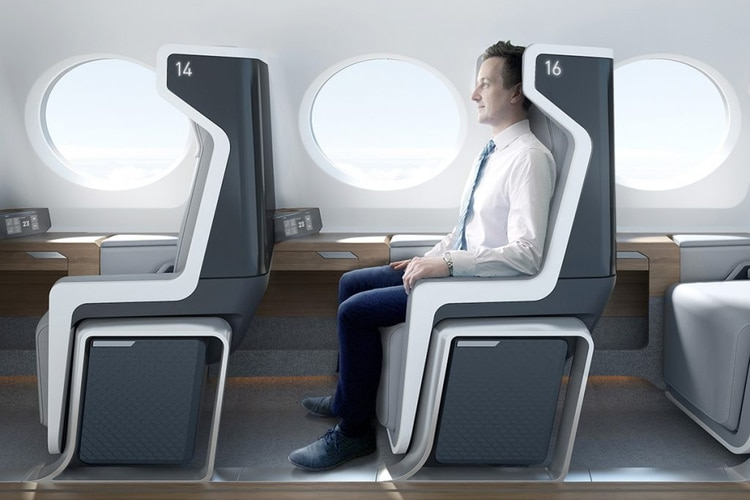 De acuerdo al CEO de Boom Technology, Overture estará listo para finales de 2020 (Foto: Boom Technology/Overture)