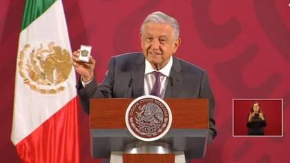 Por doceavo mes consecutivo, Andrés Manuel López Obrador con popularidad a la baja (Foto: Archivo)