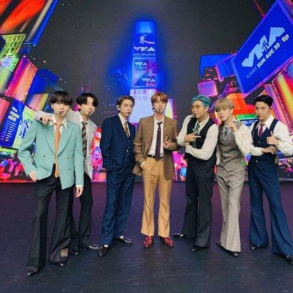 Los surcoreanos toman más presencia en la industria pop occidental (Foto: MTV)
