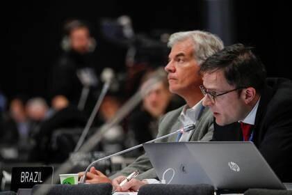 Brasil es uno de los países señalados por su actitud obstruccionista en la cumbre del cambio climático, junto con Australia, Arabia Saudita y Estados Unidos, entre otros. REUTERS/Nacho Doce