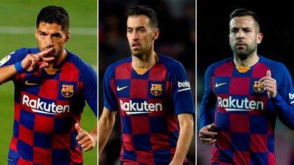 Suárez, Busquets y Alba serían los apuntados por Koeman en la lista de prescindibles