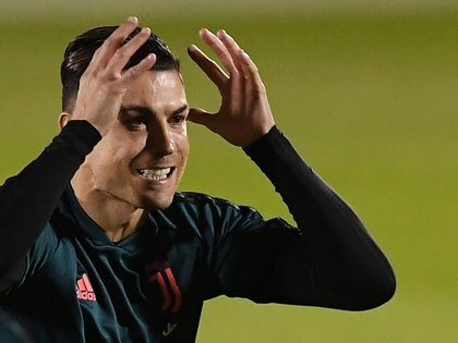 Ronaldo, que en febrero cumplirá 35 años, jugó en Portugal, Inglaterra, España e Italia (REUTERS/Alberto Lingria)