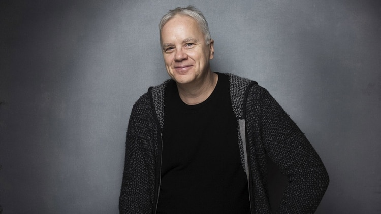 Oscar winner Tim Robbins is active politically and supported Bernie Sanders (AP)