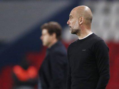 Guardiola sólo ha ganado la Champions League con el Barcelona (Reuters)