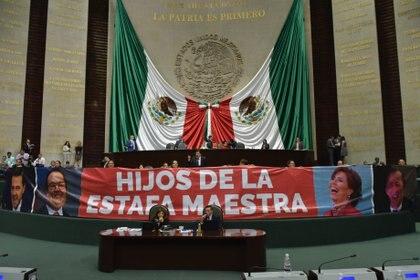 La Estafa Maestra fue una investigación que debió sacudir a México, pero no lo hizo (FOTO: CUARTOSCURO.COM)
