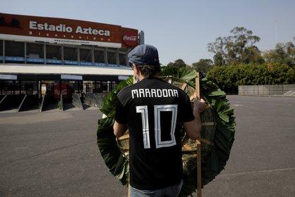 El fútbol mexicano ha mostrado su aprecio por los momentos de Sudamérica en el campo (Foto: Luis Cortes / Reuters)