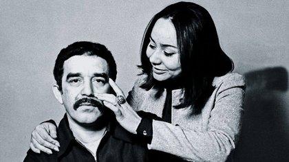 Gabriel García Márquez y Mercedes Barcha