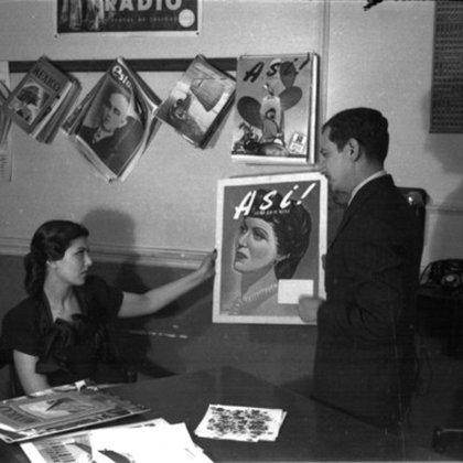 Raúl Corrales dijo que Jorge Negrete murió del amor que le tenía a Gloria Marín (Foto: INAH)