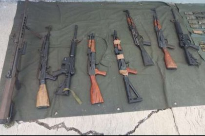 En cuanto a armas ilegales Texas entra el 41%, en California 15% y Arizona 25% ganaron esa comparación (Foto: Archivo)