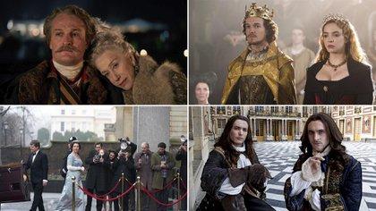 Series sobre la realeza