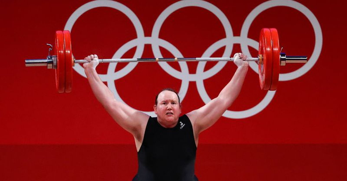 New Zealander Hubbard says she's not a transgender role model, just an athlete