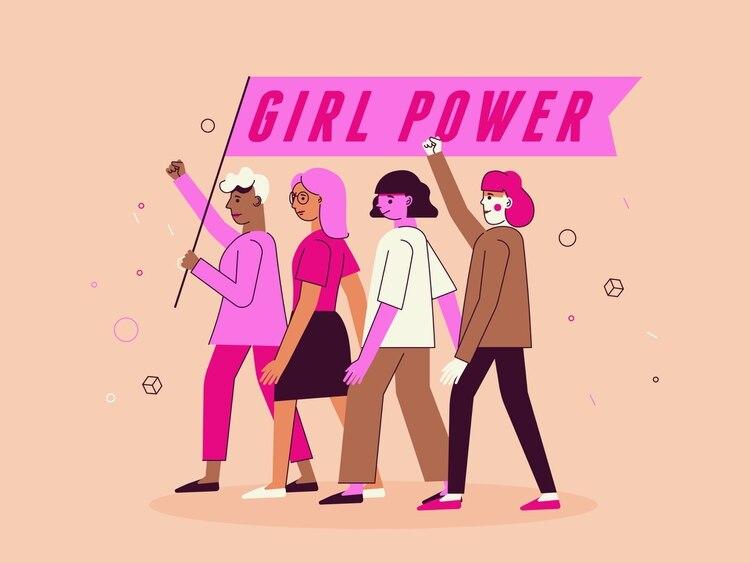 Los movimientos sociales de las mujeres presionaron para que leyes acompañen los cambios que se están dando hoy enel ámbito judicial.