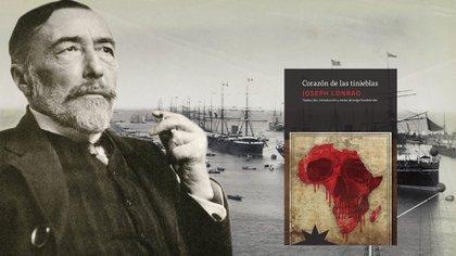 """Nuevas palabras para """"Corazón de las tinieblas"""" de Conrad, el hombre que dejó de ser un animal para convertirse en escritor"""