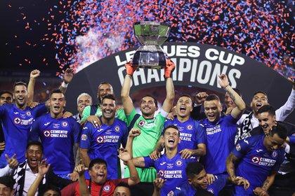 Cruz Azul fue el primer campeón de la Leagues Cup (Foto: Liga MX)