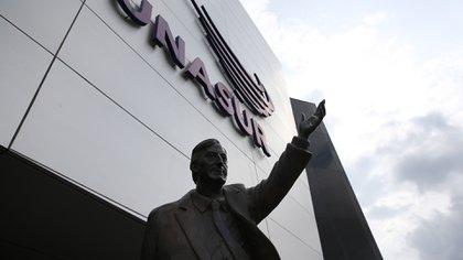 La estatua de Néstor Kirchner será instalada en el CCK el próximo 27 de octubre, cuando se cumplan 10 años de su muerte
