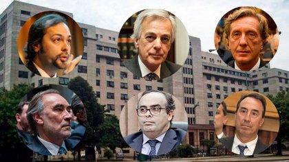 La nueva integración de la Cámara Federal porteña