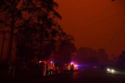 Incendios forestales en Australa (Image/Mick Tsikas/via REUTERS)