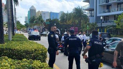 El robo de autos es uno de los crímenes no violentos más frecuentes en Miami-Dade, junto con el hurto y el robo. (Foto: @MiamibeachPD / Twitter)