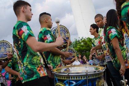 Además de sus playas, este destino fue adquiriendo importancia por sus carnavales (Getty Images)