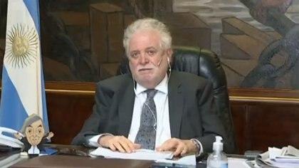 El ministro de Salud, preocupado por el aumento de casos en la Argentina
