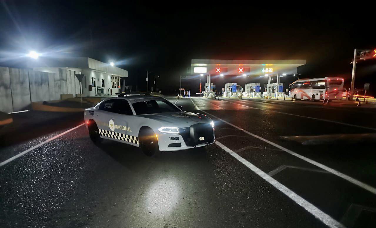 Guardia Nacional - Carreteras - Choque - Accidentes