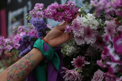 Dentro de la Ciudad de México en tres días, dos mujeres de la tercera edad fueron agredidas sexualmente y asesinadas (Foto: EFE/ Sáshenka Gutiérrez)