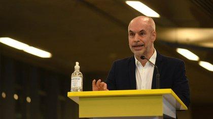 Horacio Rodríguez Larreta rechazó el recorte de fondos. La Ciudad va hoy a la Corte.