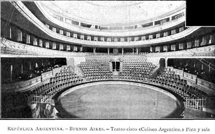 Su actividad central fue siempre la música clásica y la ópera, pero también se presentaron espectáculos dramáticos, musicales, humorísticos y políticos. Fue la casa del grupo Les Luthiers durante más de 30 años