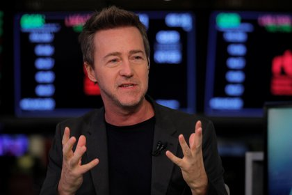 Edward Norton Foto: REUTERS/Brendan McDermid
