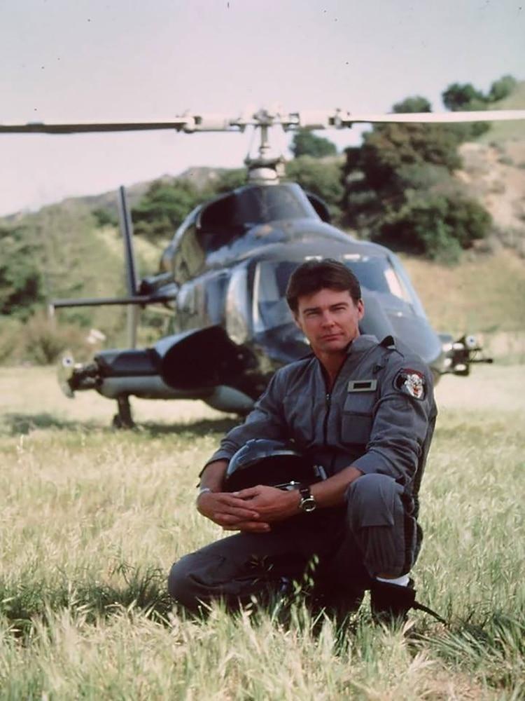 La serie Lobo del Aire se transmitió de 1984 a 1986 en Estados Unidos (Foto: Archivo)