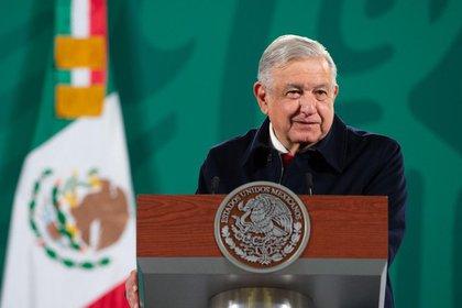 AMLO a convenu en 2019 de suspendre toute l'émission du matin (Photo: Présidence du Mexique)
