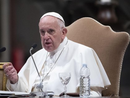 El papa Francisco (EFE/Maurizio Brambatti/Archivo)