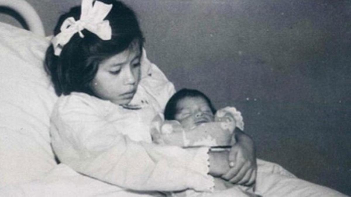 453e74c07 Cómo luce 78 años después la niña que fue madre con apenas 5 años - Infobae