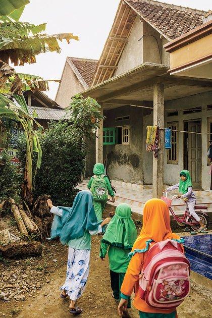 La aldea de Siti Aisyah