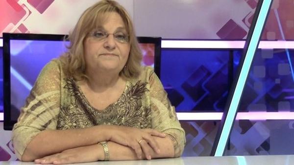 La diputada uruguaya Graciela Bianchi