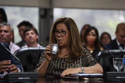 Graciela Camaño ostenta un cargo determinante en el Consejo de la Magistratura (Maximiliano Luna)