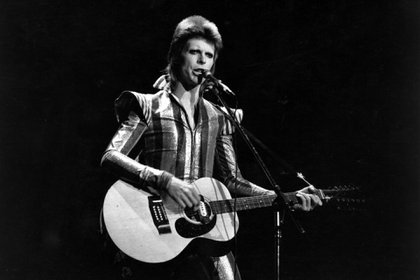 Ziggy Stardust, el alter ego de David Bowie durante los '70